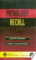 Pathology Recall