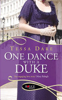 One Dance with a Duke  A Rouge Regency Romance