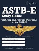 ASTB E Study Guide