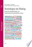 Soziologie im Dialog