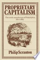 Proprietary Capitalism