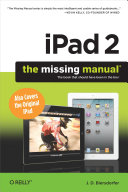 iPad 2: The Missing Manual