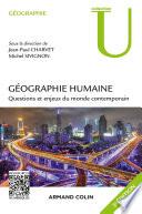 Géographie humaine - 3e éd.