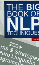 The Big Book of NLP Techniques