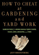 download ebook how to cheat at gardening and yard work pdf epub