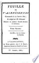Feuille de Valenciennes