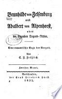 Brunhilde von Felsenburg und Adalbert von Alpenhorst