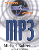 The Official MP3 com Guide to MP3
