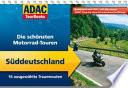 Die schönsten Motorrad-Touren Süddeutschland