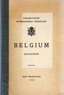 Belgium: Catalogue