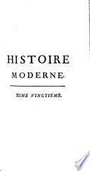 Histoire moderne des chinois, des japonnois, des indiens, des persans, des turcs, des russiens et des américains