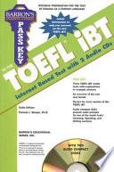 Barron s Pass Key to the TOEFL IBT