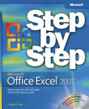 Microsoft Office Excel 2007 Step by Step
