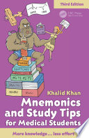 Mnemonics and Study Tips for Medical Students  Third Edition