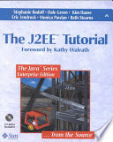 The J2EE Tutorial