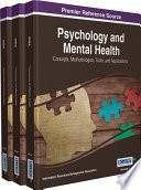 Psychology and Mental Health  Concepts  Methodologies  Tools  and Applications