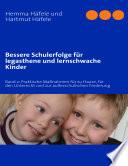 Bessere Schulerfolge f  r legasthene und lernschwache Kinder