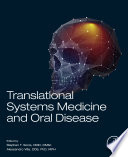 Translational Systems Medicine And Oral Disease