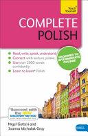 Complete Polish  Learn Polish with Teach Yourself