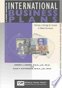 A Short Course in International Business Plans