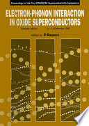 Electron phonon Interaction in Oxide Superconductors