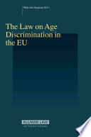 The Law on Age Discrimination in the EU