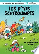 illustration du livre Les Schtroumpfs - tome 13 - Les P'tits Schtroumpfs