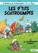 illustration Les Schtroumpfs - tome 13 - Les P'tits Schtroumpfs