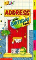 Address and Birthday Books
