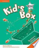 Kid's Box American English Level 4 Teacher's Edition