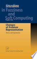 Changes of Problem Representation