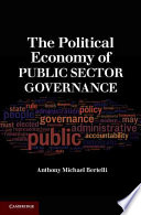The Political Economy Of Public Sector Governance