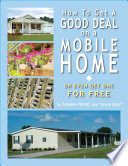 How To Get a Good Deal on a Mobile Home