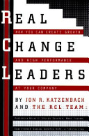 Real Change Leaders