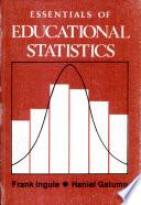 Essentials of Educational Statistics