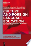Culture And Foreign Language Education