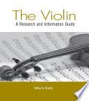 The Violin Taylor Francis An Informa Company