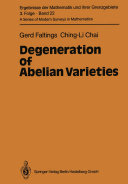 Degeneration of Abelian Varieties
