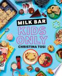 Book Milk Bar  Kids Only