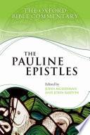 The Pauline Epistles