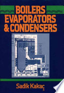 Boilers  Evaporators  and Condensers