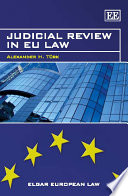 Judicial Review in EU Law