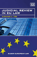 Judicial Review in EU Law