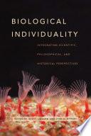 Biological Individuality
