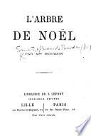 L'Arbre de Noël [a drama in one act, and in prose].
