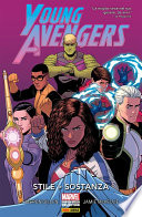 Young Avengers Marvel Super Sized Collection