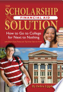 The Scholarship   Financial Aid Solution