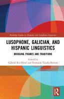 Lusophone, Galician, and Hispanic Linguistics Book