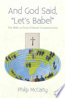 And God Said   let s Babel