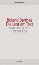 Die Lust am Text